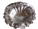 Frutero antiguo de baño de plata Victoriana - picture 2