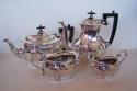 Juego de té antigua inglés - picture 1