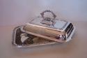 Legumbrera antigua inglés de baño de plata - picture 2