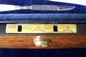 Antigua caja neceser de viaje inglésa - picture 6