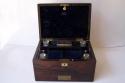 Antigua caja neceser de viaje inglésa - picture 2
