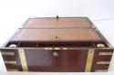 Caja escritorio antigua inglésa de caoba - picture 2