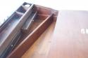 Caja escritorio antigua inglésa de caoba - picture 3