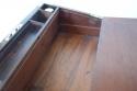 Caja escritorio antigua inglésa de caoba - picture 4
