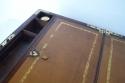 Caja escritorio antigua inglésa de caoba - picture 5