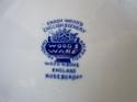 Legumbrera antigua Inglésa de azul y blanco - picture 4