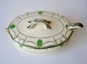 Legumbrera con cucharón de Royal Doulton - picture 2