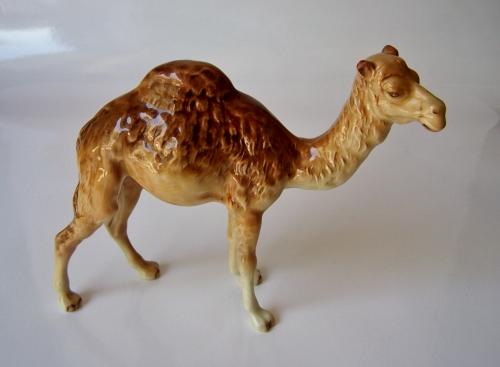 Beswick porcelain camel