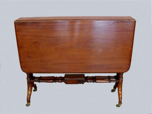 Mesa antiguo Victoriana inglésa sutherland
