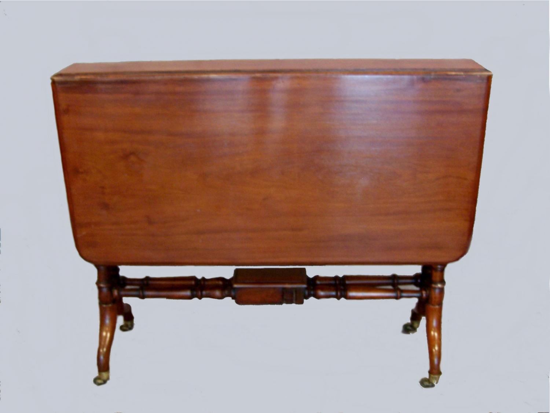 Inglsa alten viktorianischen Tisch Sutherland in Mesas de comedor y ...