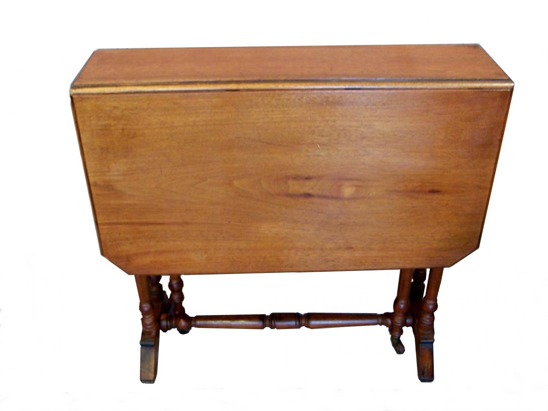 Mesa antigua ingl s de sutherland in mesas de comedor y - Mesas de comedor antiguas restauradas ...
