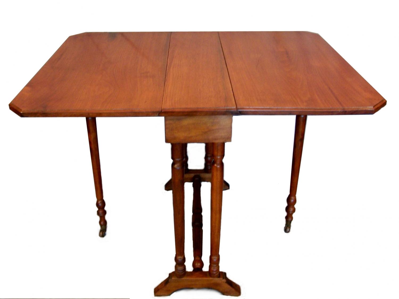 Mesa antigua ingl s de sutherland in mesas de comedor y - Mesas antiguas de comedor ...