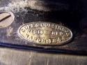 Taburete antiguo inglés de piano - picture 5