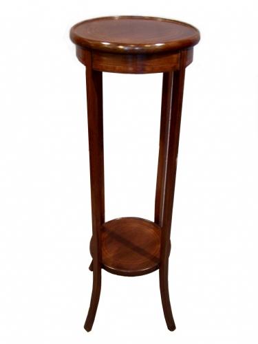 Peana antigua de madera