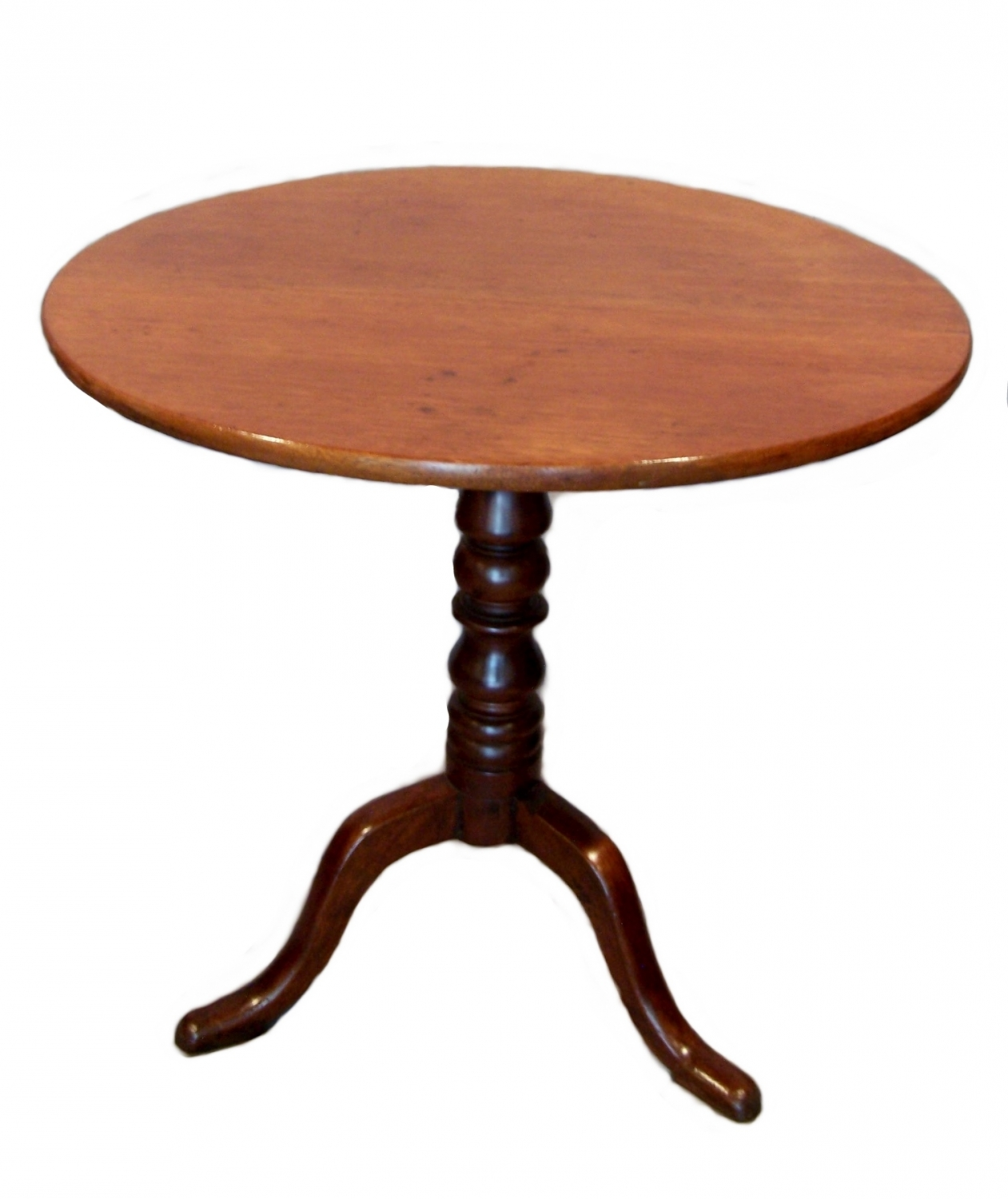 antique victorian mahogany tip top table in dining tables and tables -  antique victorian mahogany tip top table  picture