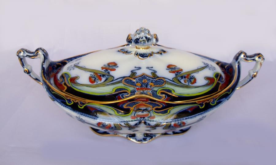 Royal Staffordshire tureen