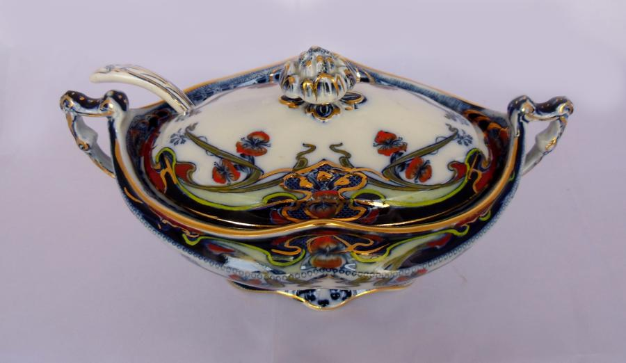 Royal Staffordshire Pottery tureen