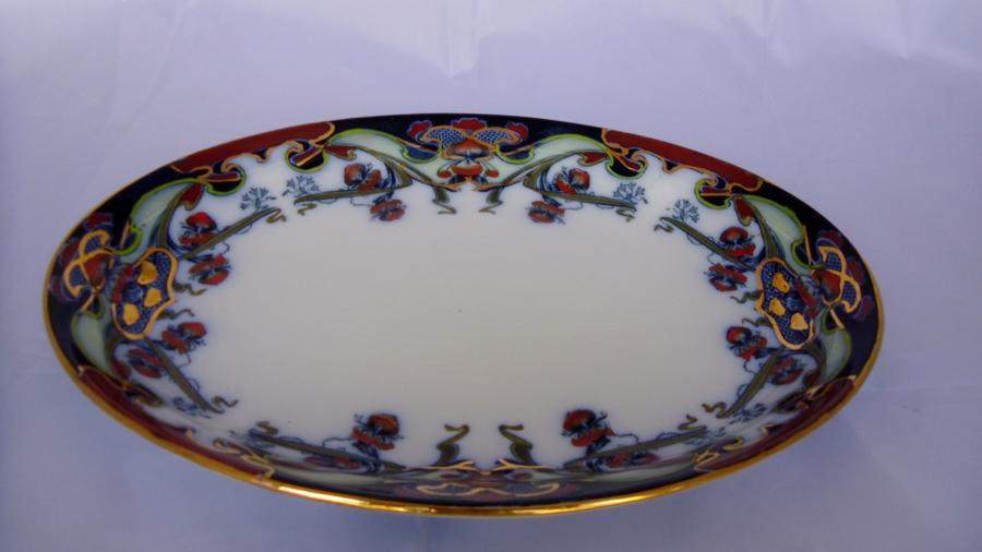 Royal Staffordshire platter