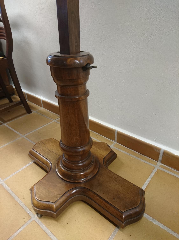 Atril antiguo de nogal epoca 1880 in otros muebles - Muebles atril ...
