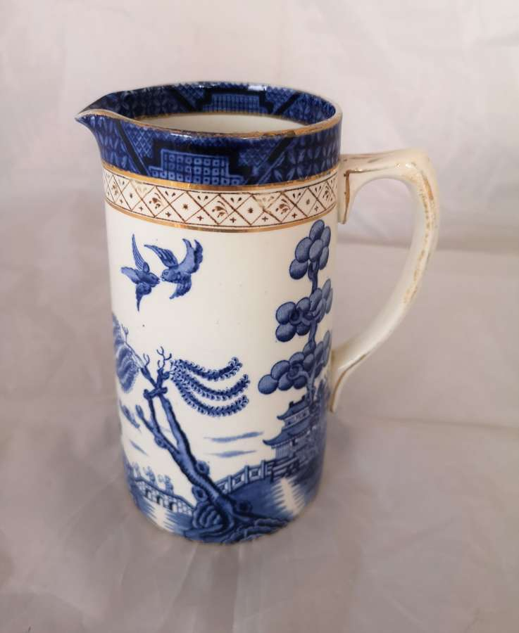 Booth Real Old Willow jug