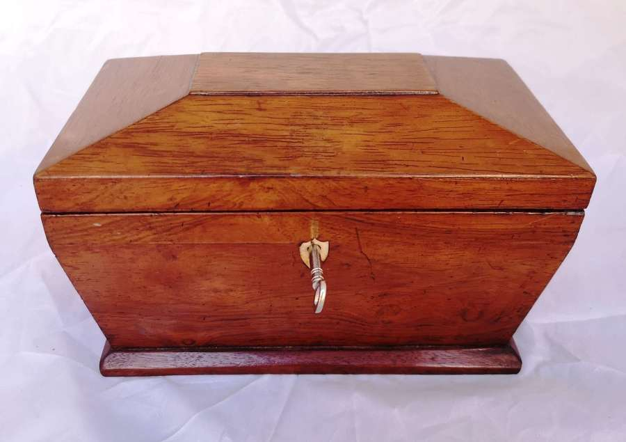 Antique 19th century rosewood box