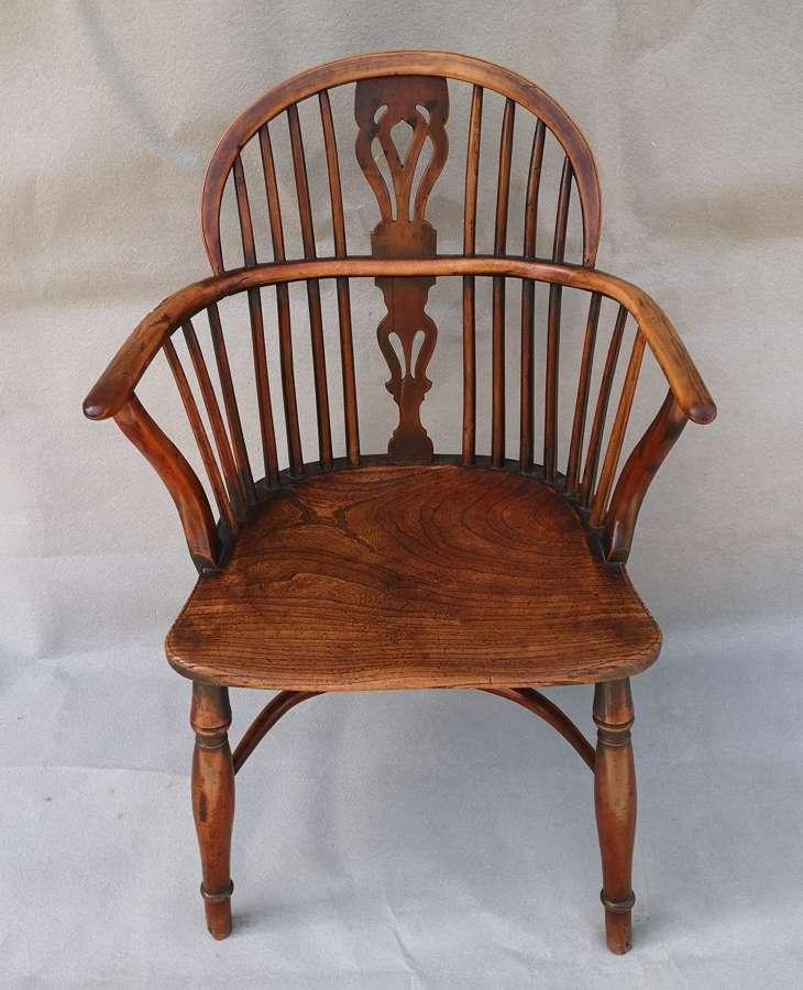 19th century Windsor chair